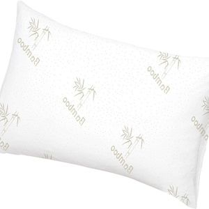 Original Bamboo Shredded Memory Foam Pillow Queen